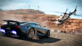 Como fazer drift em Need for Speed