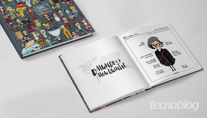 Como criar um livro no InDesign