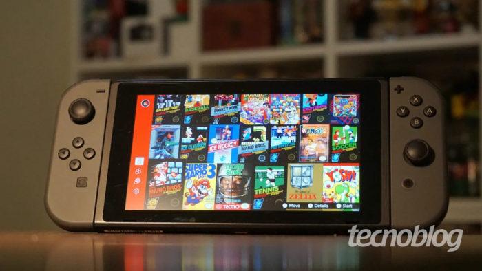 Nintendo Switch (Imagem: André Fogaça/Tecnoblog)