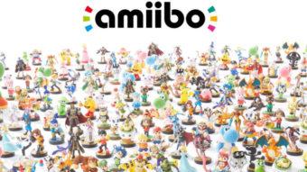 Como funciona o amiibo no Nintendo Switch?