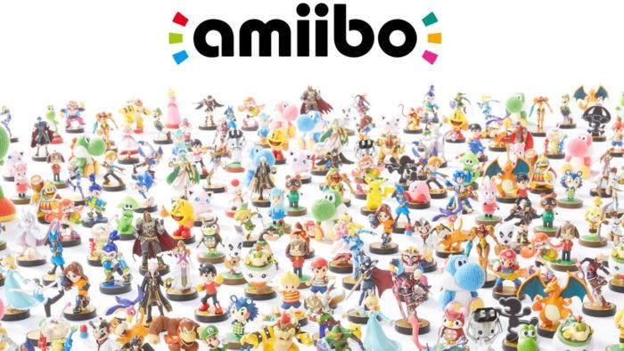Exemplos de amiibos (Imagem: Nintendo/Divulgação)