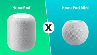 HomePod vs HomePod Mini; qual é a diferença?