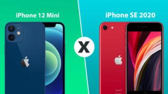 iPhone 12 Mini ou iPhone SE [2020]; qual é o melhor?