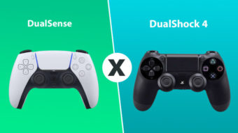 DualShock 4 ou DualSense; qual é a diferença? [Controle do PS5]