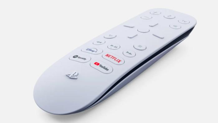 Controle remoto do PS5 virá com botões de Disney+, Netflix e mais (Imagem: Sony)