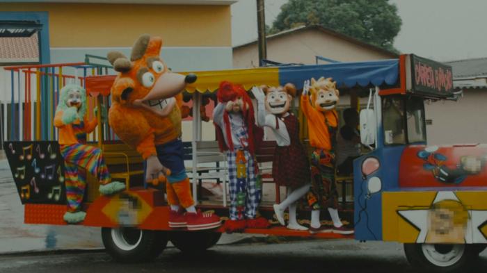 Crash Bandicoot 4 divulga lançamento com vídeo da Carreta Furacão / Divulgação / Activision