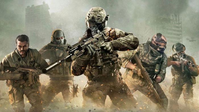 Call of Duty Mobile (Imagem: TiMi Studios/Activision/Garena/Divulgação) / créditos call of duty mobile