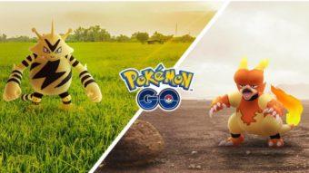 Dia Comunitário de Pokémon Go em novembro tem duas datas