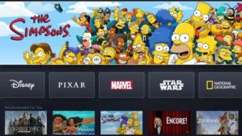 Exclusivo: Disney+ diz que só terá Os Simpsons de conteúdo da Fox no Brasil