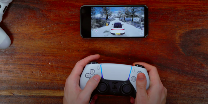 DualSense should be available on Android and Windows phones (Image source: Austin Evans / Playback)