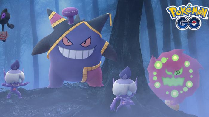 Pokémon GO (Imagem: Divulgação/Niantic/The Pokémon Company) / evoluir yamask galar pokémon go