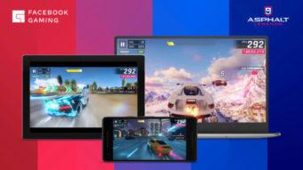 Facebook lança streaming rival do Google Stadia com jogos de celular