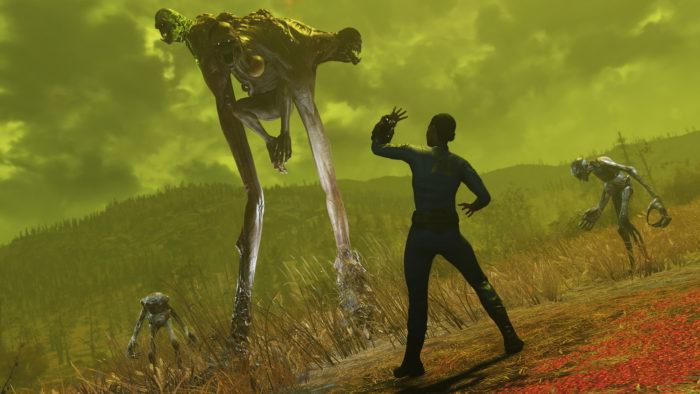 Fallout 76 fica de graça durante alguns dias para todas as plataformas (Imagem: Bethesda)