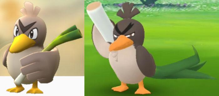 Como evoluir Farfetch'd para Sirfetch'd em Pokémon GO
