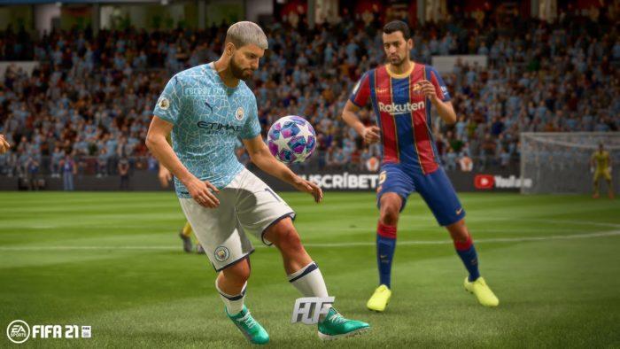FIFA 21 chega a todos os consoles, com atualiza para nova geração (Imagem: EA Sports)