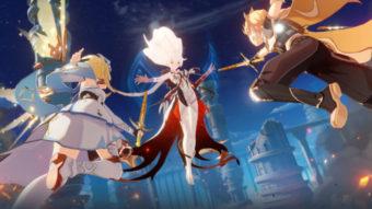 Genshin Impact mostra melhorias do PS5 em vídeo de gameplay