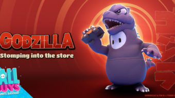 Fall Guys adiciona skin de Godzilla por tempo limitado