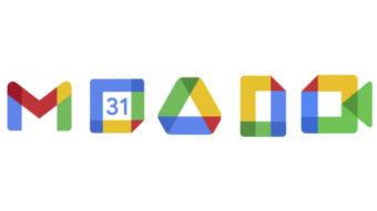 Gmail, Google Agenda, Docs, Drive e Meet ganham novos ícones