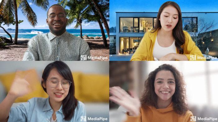 Google Meet ganha plano de fundo personalizado
