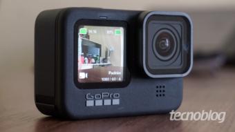 GoPro revela preço da Hero 9 Black no Brasil e faz sorteio da câmera