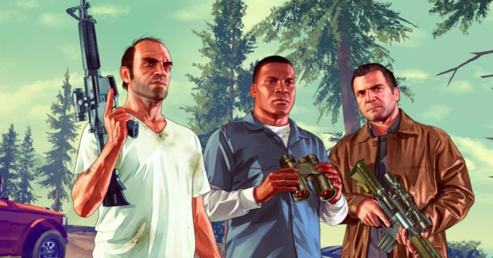 GTA 5 está entre jogos mais baratos na PSN (Imagem: Rockstar)