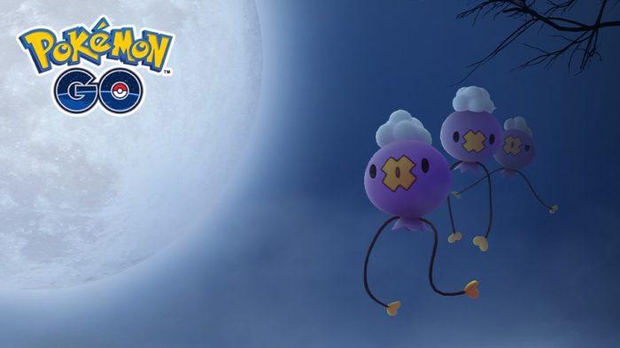 Evento de Halloween em Pokémon Go (Imagem: Divulgação/Pokémon Go)