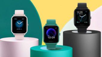 Huami Amazfit Pop é um smartwatch barato e cheio de recursos
