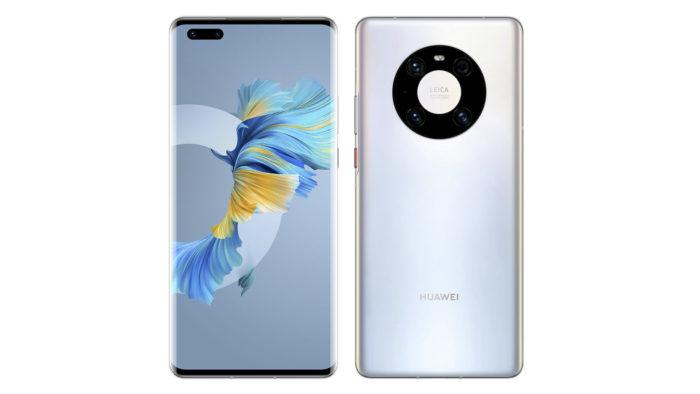 Huawei Mate 40 Pro (Imagem: Divulgação/Huawei)