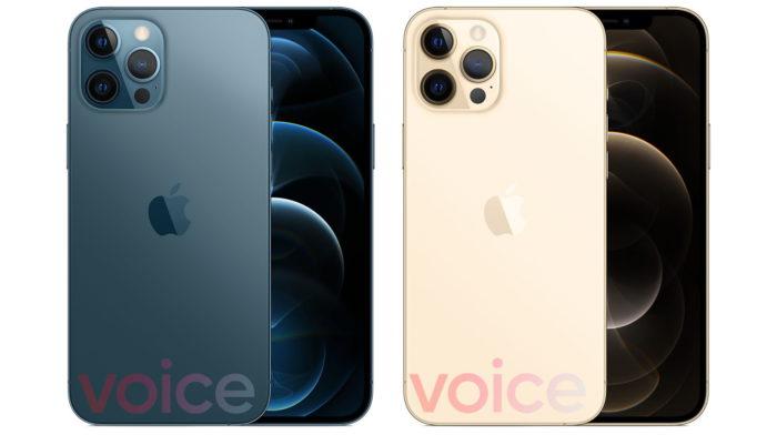 iPhone 12 Pro Max (Imagem: Evan Blass/Voice)
