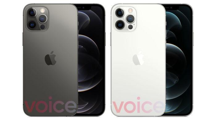 iPhone 12 Pro (Imagem: Evan Blass/Voice)