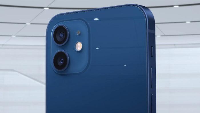 iPhone 12 Mini (Imagem: Apple)