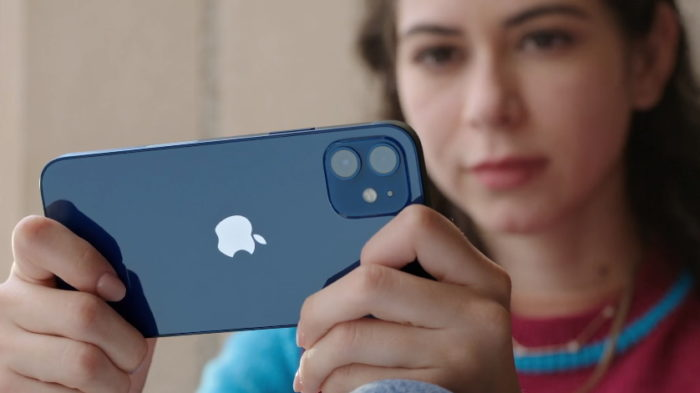 iPhone 12 (Image: Apple)