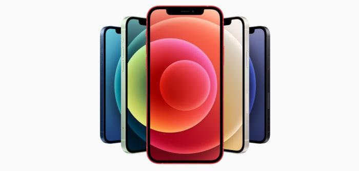 iPhone 12 cores 1