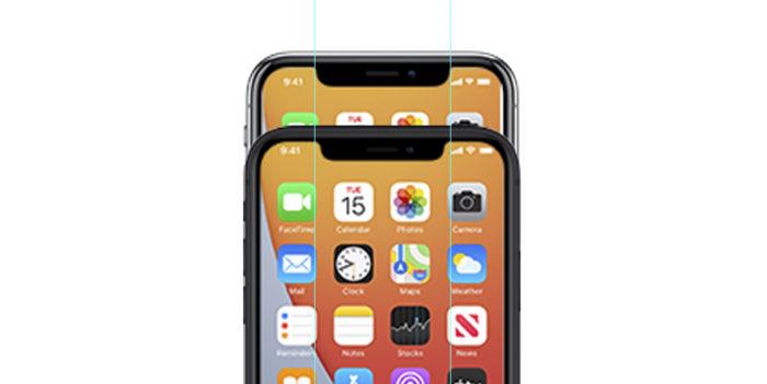 Ícone do iPhone 12 (Imagem: Reprodução/9to5Mac)