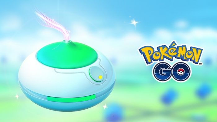 Incenso de Pokémon Go (Imagem: Divulgação/Pokémon Go)