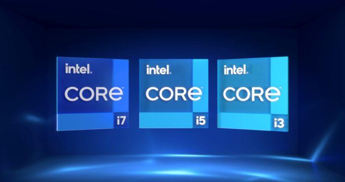 Intel Core de décima primeira geração