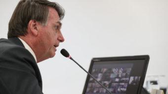 Twitter oculta post de Bolsonaro sobre COVID-19 por considerá-lo enganoso