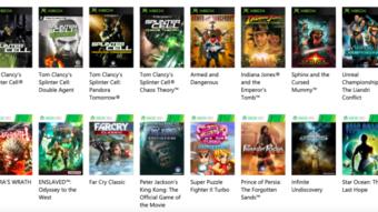 Microsoft confirma quais jogos vão rodar no Xbox Series X/S