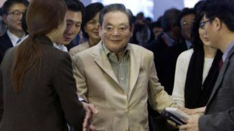 Lee Kun-hee, líder da Samsung por três décadas, morre aos 78 anos