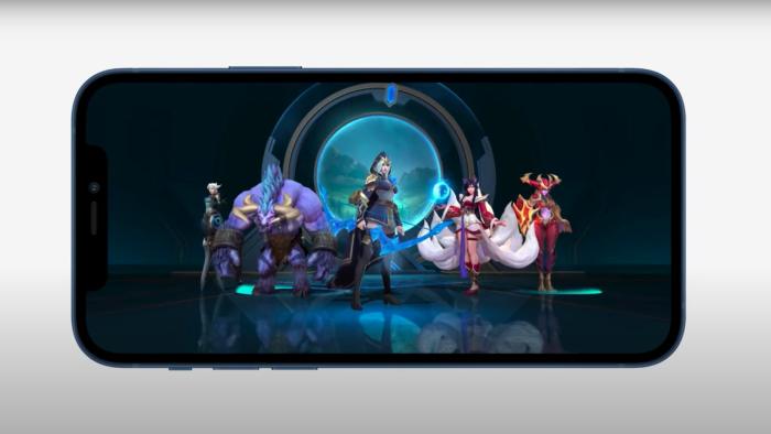 League of Legends: Wild Rift (Imagem: Divulgação/Apple)
