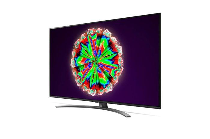 LG NanoCell Nano81 TV (Image: Press Release / LG)