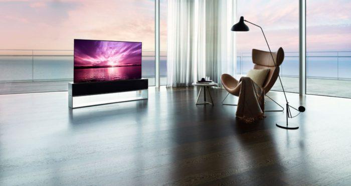 LG Signature OLED TV R (Imagem: Divulgação/LG)