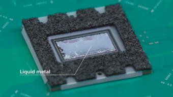 O que é Liquid Metal, usado no PlayStation 5?