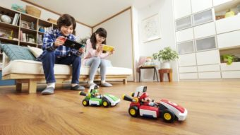 Nintendo detalha como Mario Kart Live: Home Circuit funciona