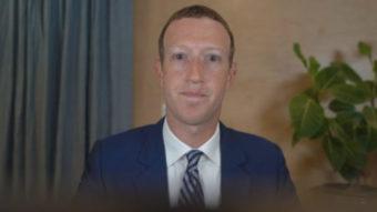 Zuckerberg defende moderação de conteúdo no combate à desinformação
