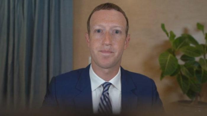 Mark Zuckerberg, CEO do Facebook (Imagem: Reprodução)