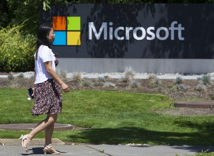 Campus da Microsoft em Redmond (imagem: Stephen Brashear/Microsoft)
