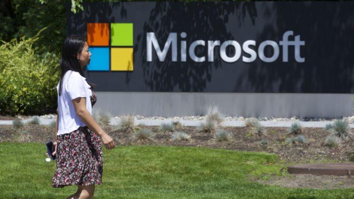 Microsoft campus in Redmond (image: Stephen Brashear / Microsoft)