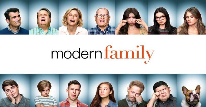 Last season of Modern Family (Image: Press Release / ABC)