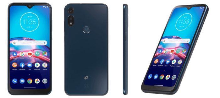 Possível Motorola Moto E7 (Imagem: Reprodução/DealNTech)